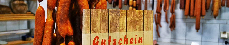 Rhön Metzger - Geschenk-Gutscheine